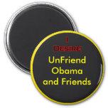 UnFriend Obama y amigos progresivos Iman