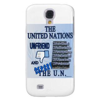 Unfriend the U.N. Samsung Galaxy S4 Case
