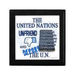 Unfriend the U.N. Gift Box
