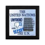 Unfriend the U.N. Jewelry Boxes