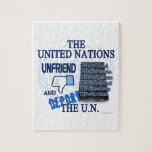 Unfriend the U.N. Jigsaw Puzzle