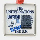 Unfriend the U.N. Ornaments