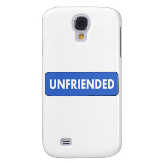 Unfriended Samsung Galaxy S4 Covers