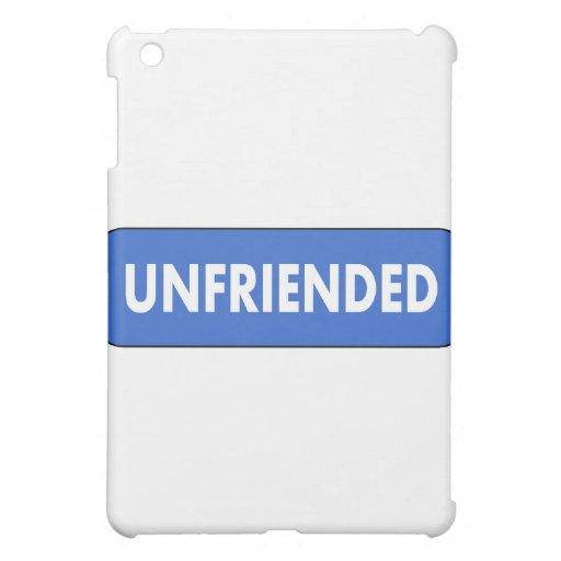 Unfriended iPad Mini Cover