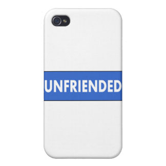 Unfriended iPhone 4/4S Case