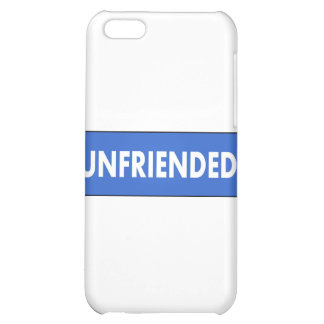 Unfriended iPhone 5C Cover
