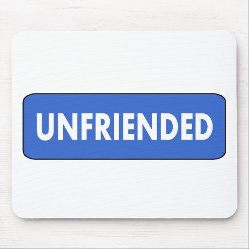 Unfriended Mousepads