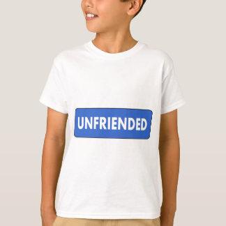 Unfriended T-Shirt