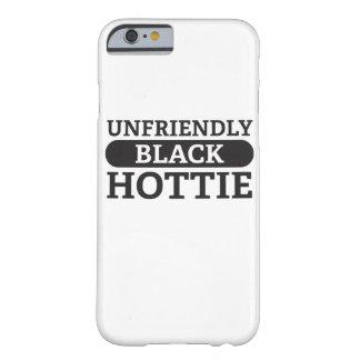 UNFRIENDLY BLACK HOTTIE IPHONE 6 CASE
