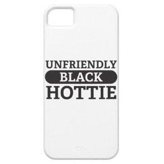 UNFRIENDLY BLACK HOTTIES IPHONE 5/5S CASE