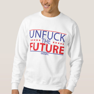 UNFUCK la camiseta FUTURA Sudadera