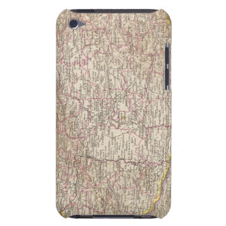 Ungarn, Hungary Atlas Map iPod Touch Case