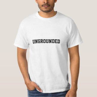 UNGROUNDED T SHIRTS