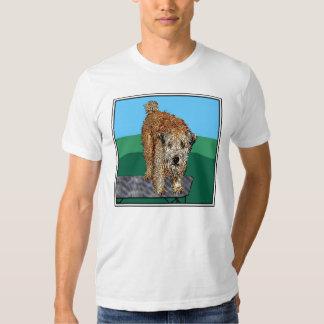 Unhappy Camper T Shirt