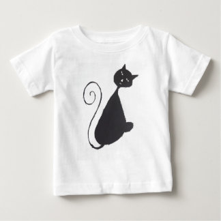 Unhappy Cat Baby T-Shirt