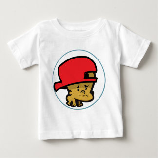 Unhappy Chappie Baby T-Shirt