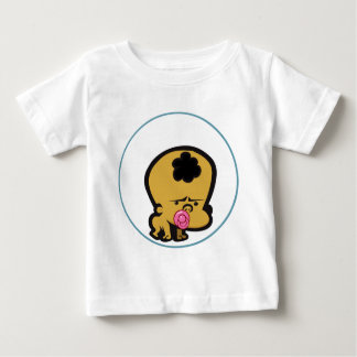 Unhappy Chappie with dummy Baby T-Shirt