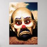 Unhappy Clown Poster