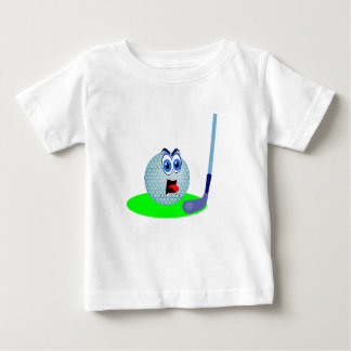 Unhappy Golf Ball T-shirts and Gifts