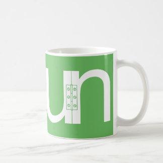 Unhinged (Un-Hinged) Puzzle Mug