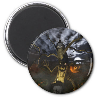 Unholy Harvest 2 Inch Round Magnet