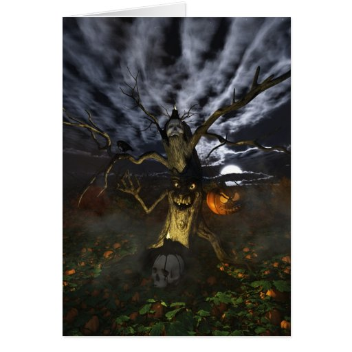 Unholy Harvest Greeting Cards