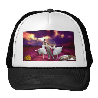 unhurried time_PAINTING.jpg Trucker Hat