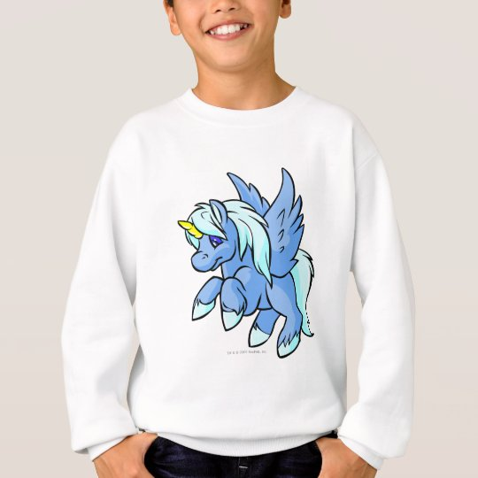 Uni Blue Sweatshirt