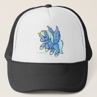 Uni Blue Trucker Hat