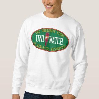 Uni camiseta del reloj (suplente) sudadera con capucha
