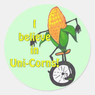 Uni-Corn Stickers