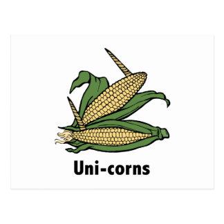 Uni-corns Postcard