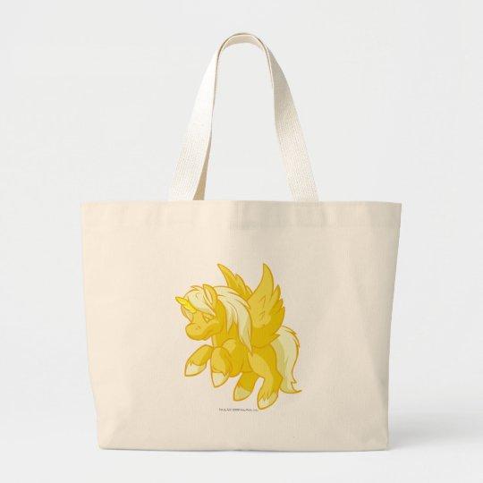 Uni Gold Large Tote Bag