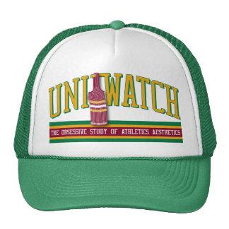 Uni gorra del camionero del reloj