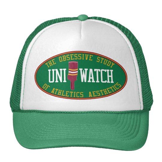 Uni gorra del camionero del reloj (suplente)