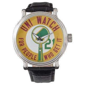 Uni reloj del reloj