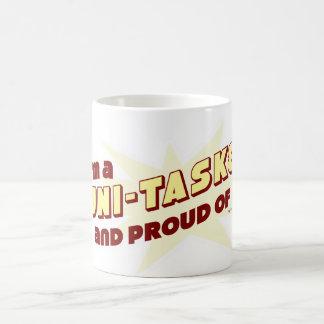Uni-Tasker Pride Classic White Coffee Mug
