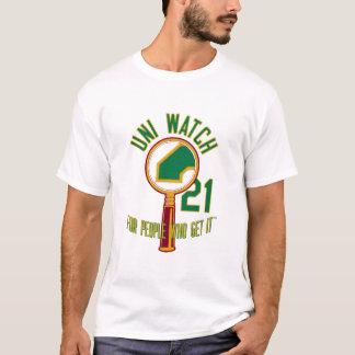 Uni Watch: Magnifying Glass T-Shirt