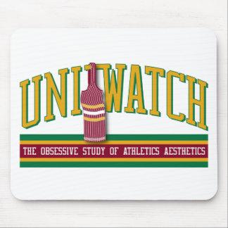 Uni Watch Mousepad