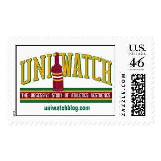 Uni Watch Postage