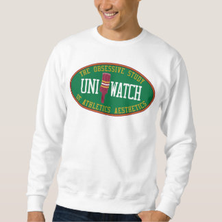 Uni Watch Sweatshirt (alternate)
