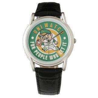 Uni Watch Watch — Caricature