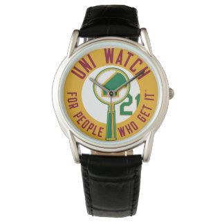 Uni Watch Watch – Gold Disc