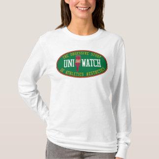 Uni Watch Womens Longsleeve (alternate) T-Shirt