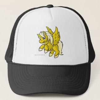 Uni Yellow Trucker Hat