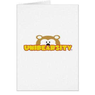 Unibearsity® Greeting Card