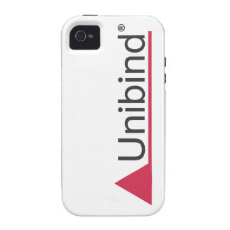 Unibind Logo iPhone 4 Case