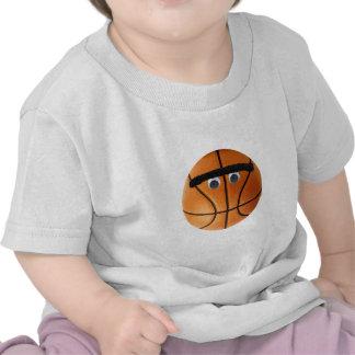 Unibrow Basketball T Shirts