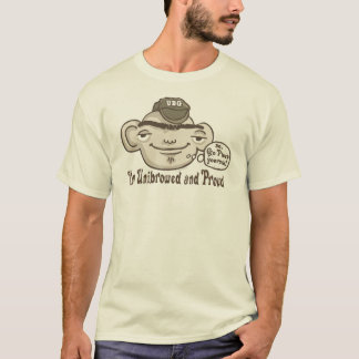 Unibrowed and Proud T-Shirt