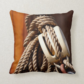 Unica Pillow. By Frank Mothe.2014,Only 6 on Sale Throw Pillow
